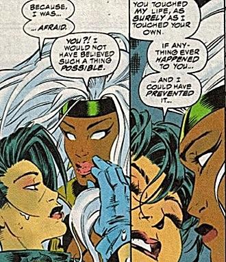 erotic cartoon superheros