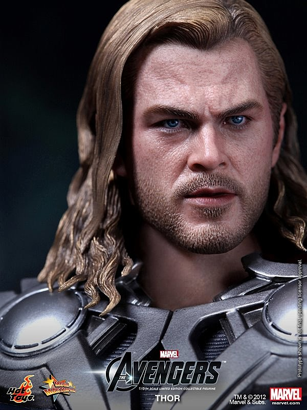 [Iron Studios] Diorama The Avengers: Thor Statue 1/6 scale - Página 6 Hottoysavengersthor3