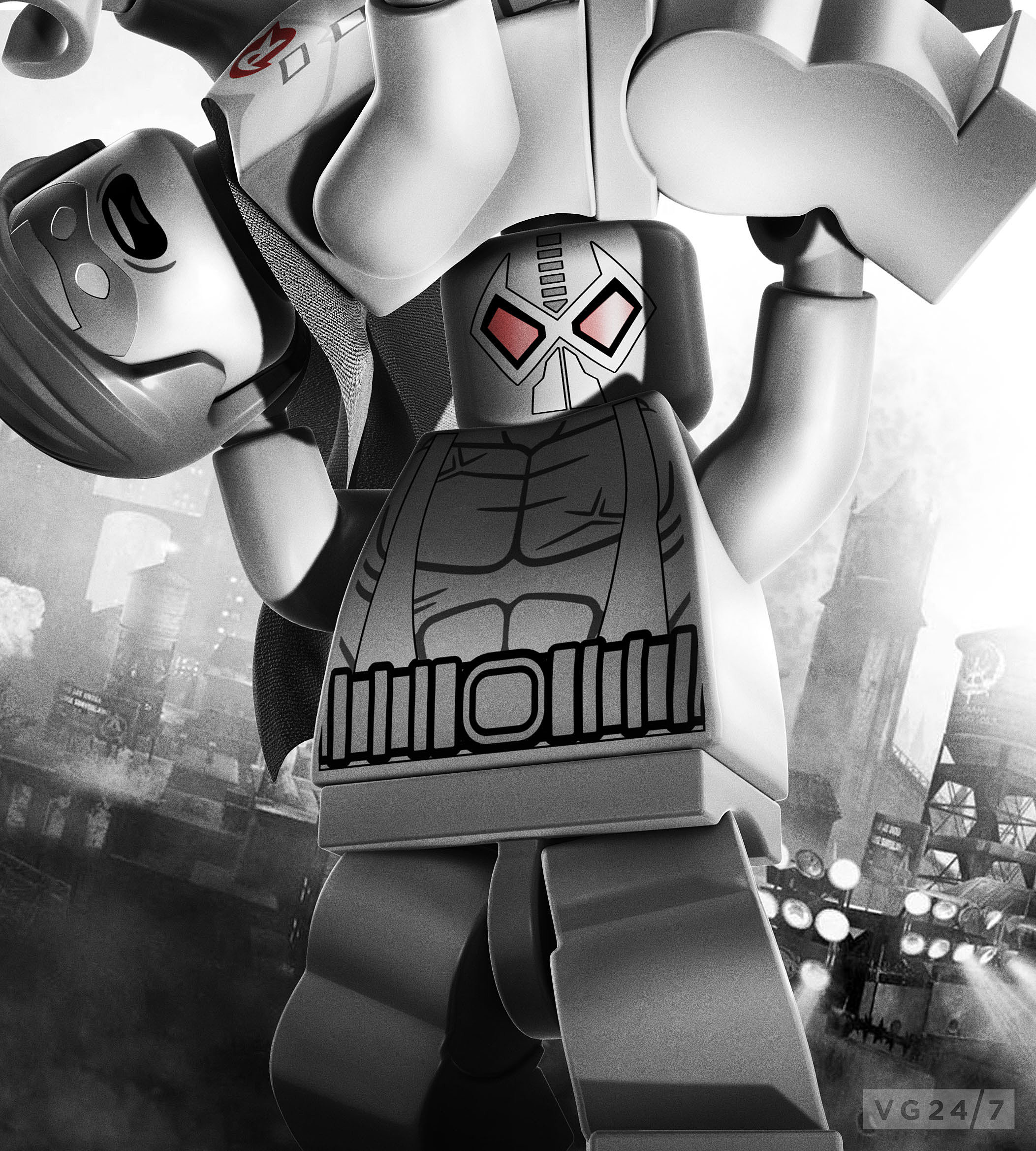lego batman 2 dc heroes teases characters arkham