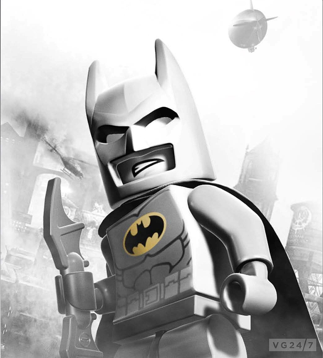 Lego batman 2 dc super heroes teases characters arkham - Super batman movie ...