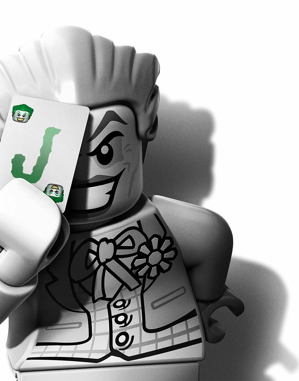 Lego batman 2 dc super heroes teases characters arkham city