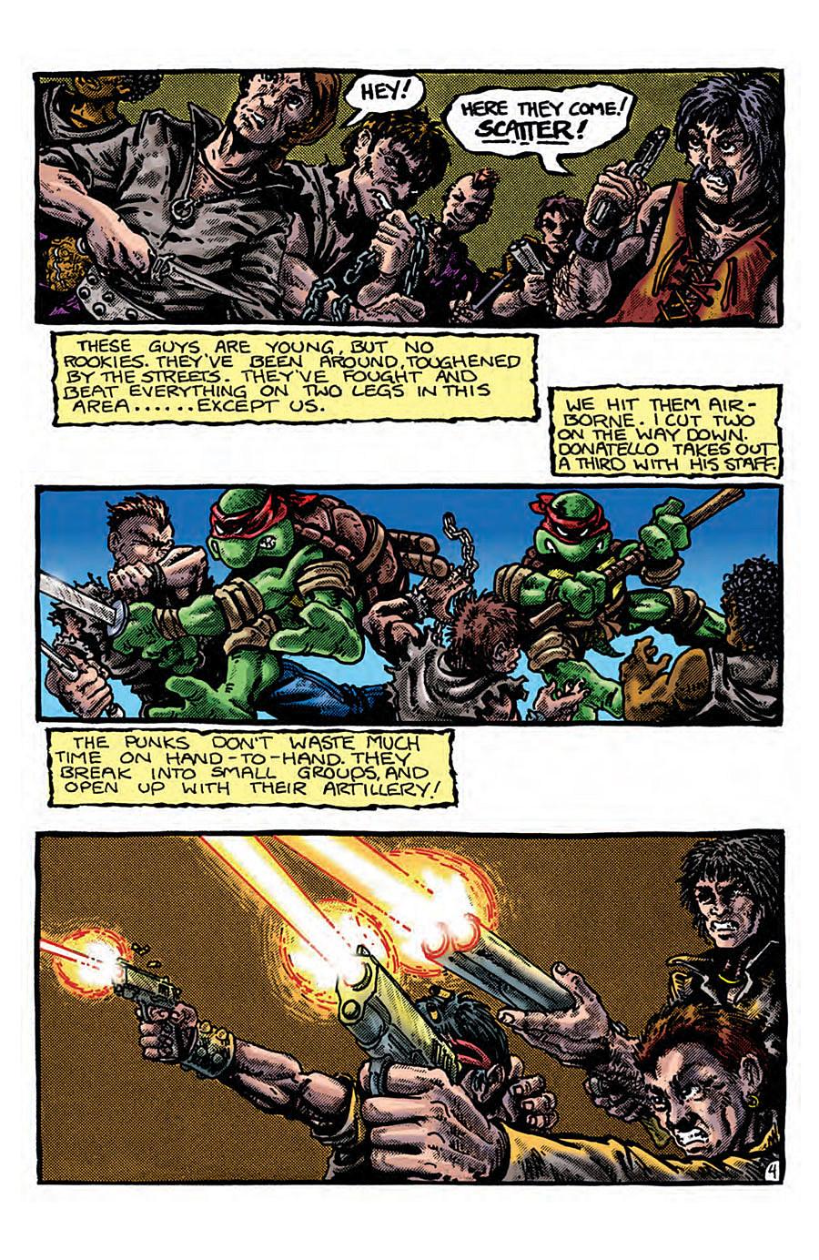 �teenage mutant ninja turtles color classics� 1 comes out