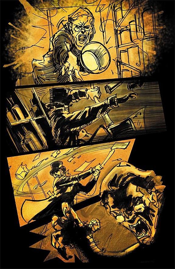 Aspen Turns Abraham Lincoln Vampire Hunter Storyboards