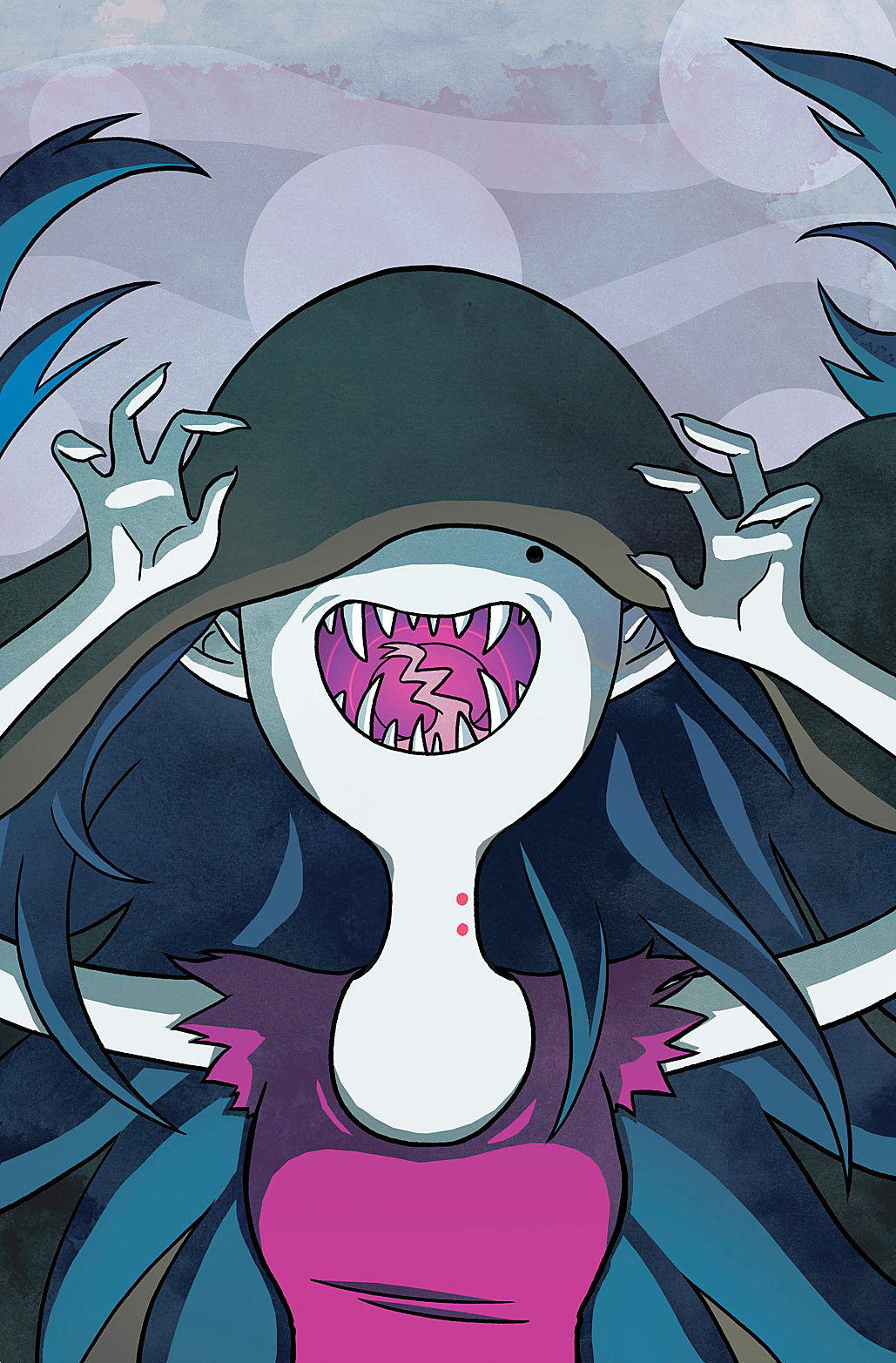 Boom! Taps Webcomic Superstars For 'Adventure Time' And 'Marceline' Variant Covers