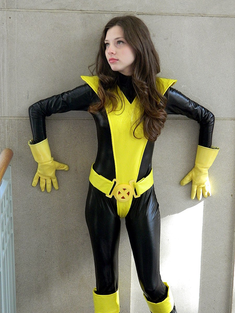 kitty pryde cosplayed ...