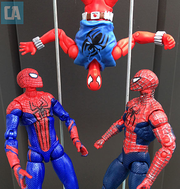 The amazing spider man toys - photo#23