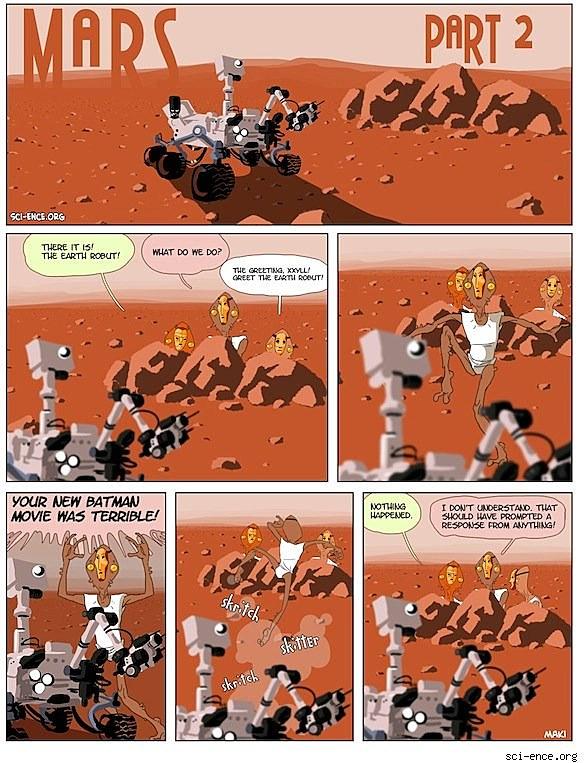 mars rover comic funny - photo #6