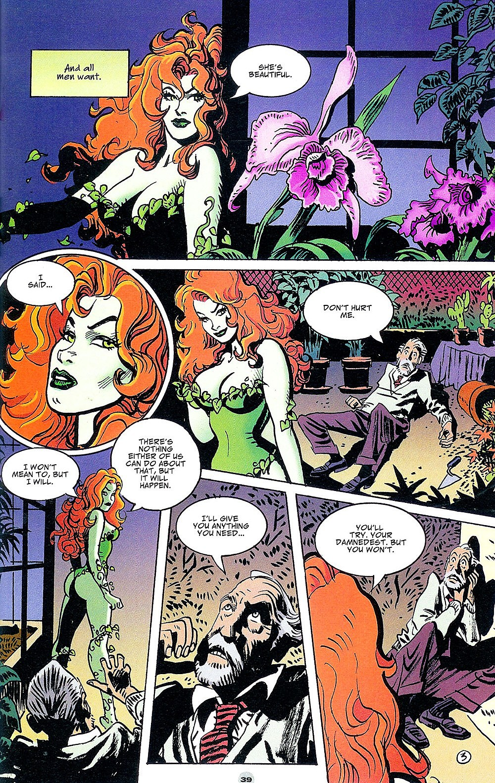 Well fucked batman poison ivy porn comic