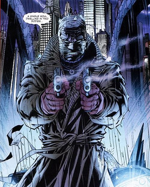 Hush by Jim Lee, DC Comics