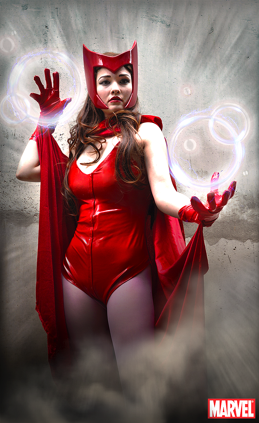 cosplay Scarlet witch