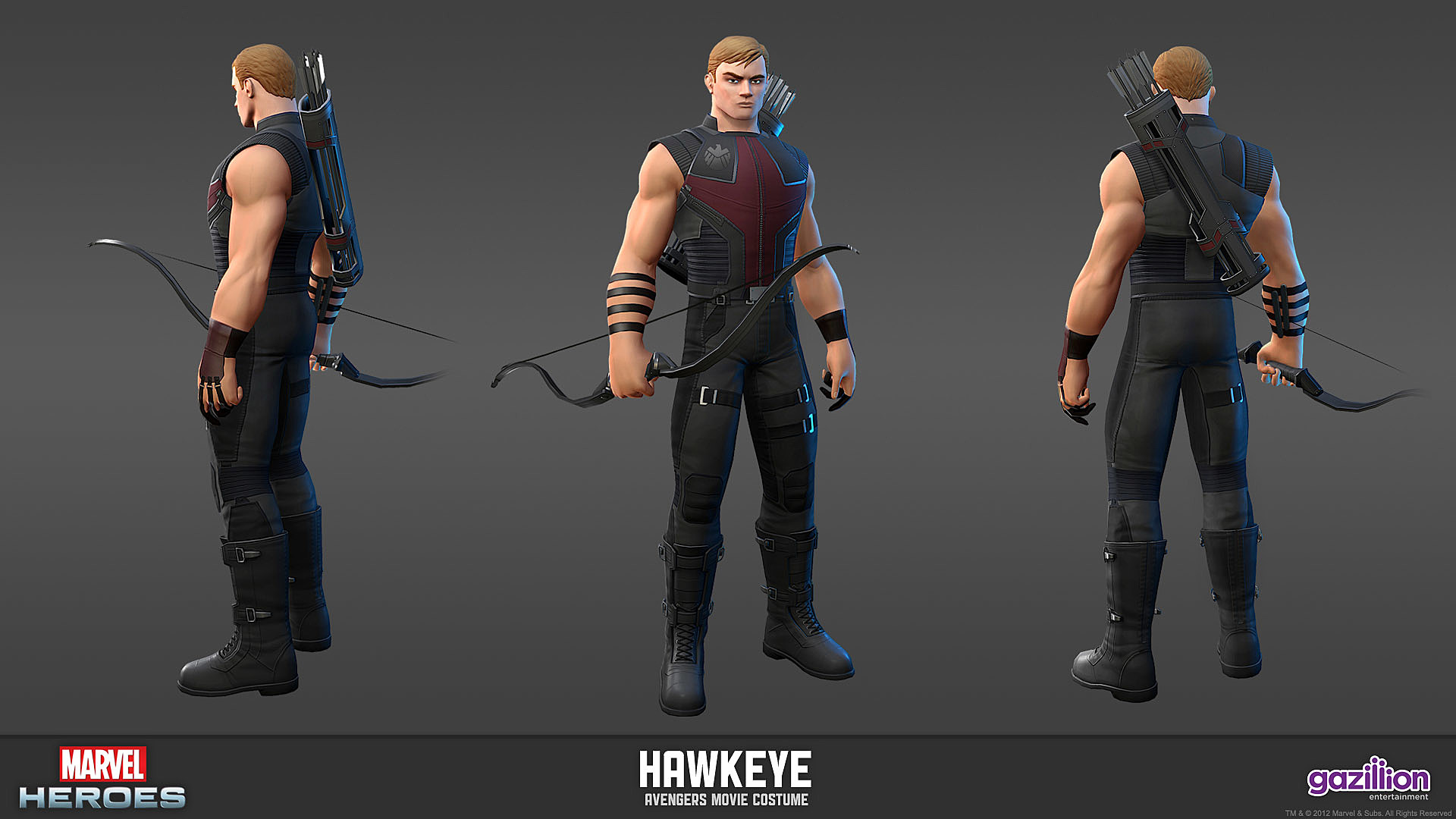 'Marvel Heroes' MMO Releases New Screens And Character ...