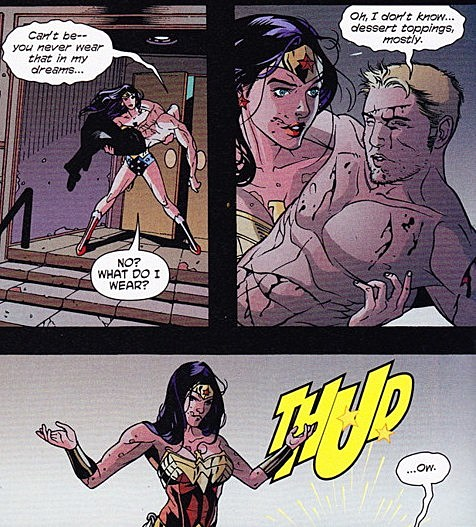 Does Batman Ever Hook Up With Wonder Woman