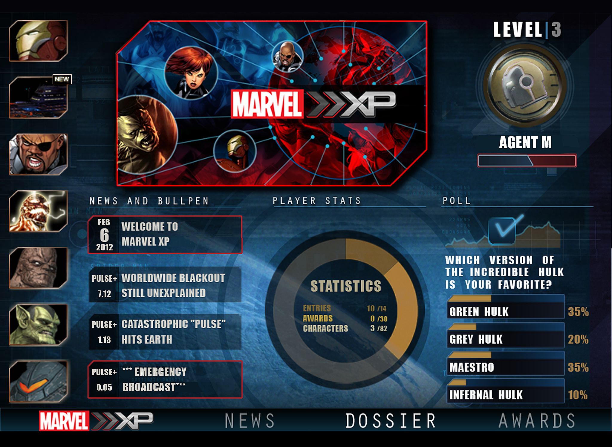 marvel reveals new  u2018avengers initiative u2019 mobile game  video