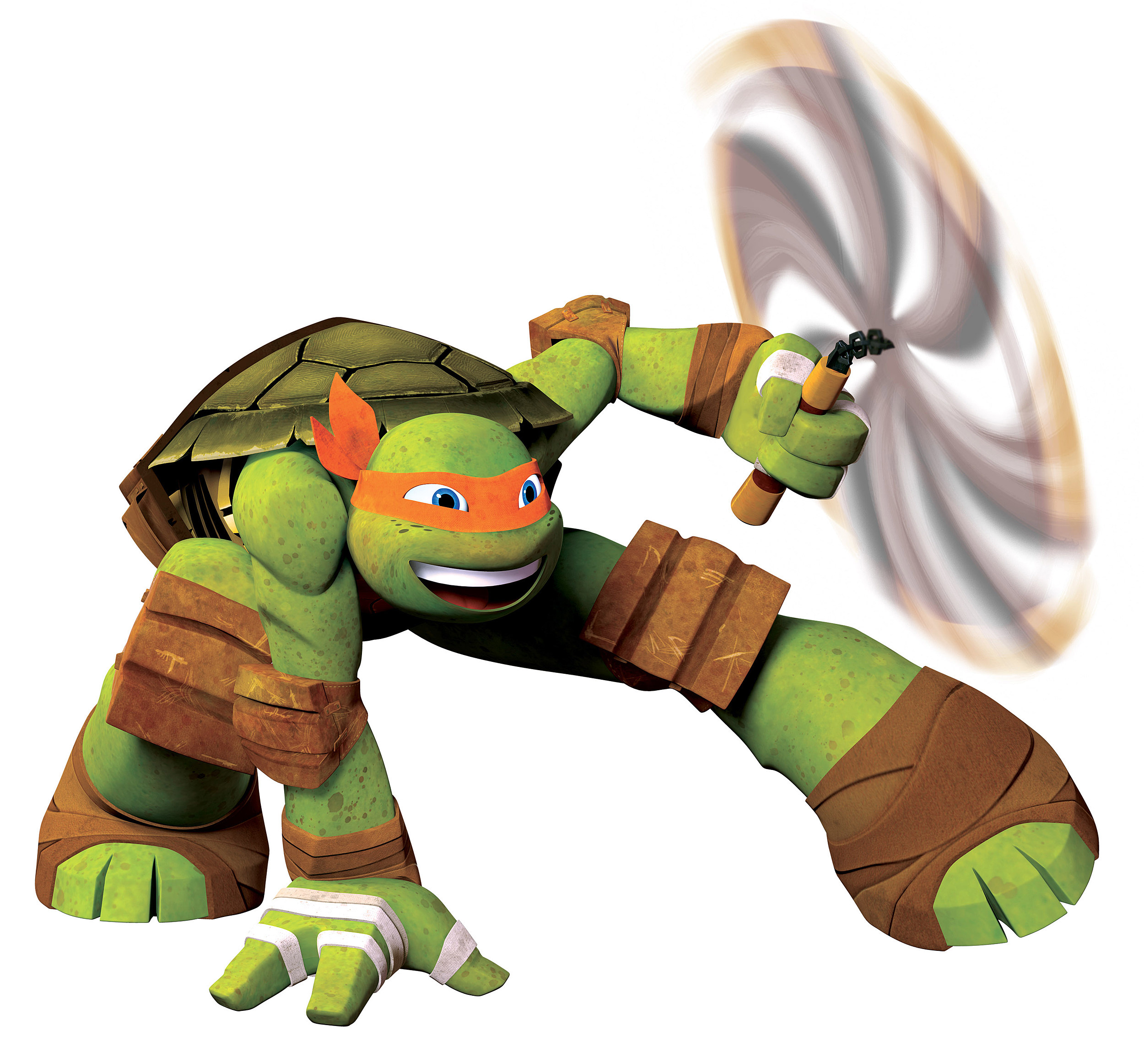 Ninja turtle michelangelo weapon - photo#8