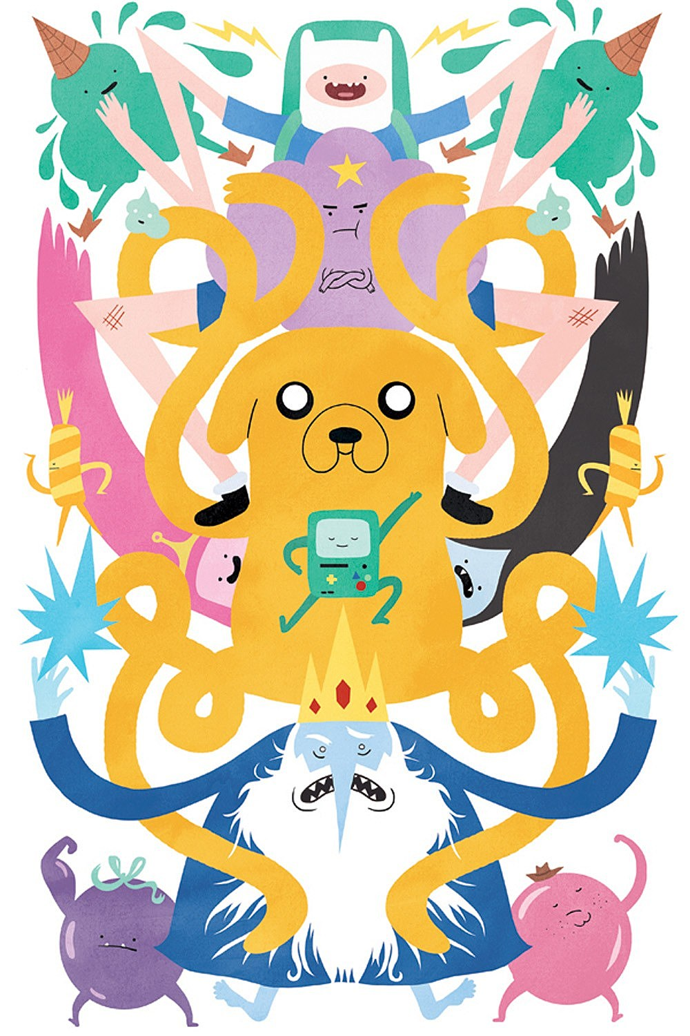 Adventure Time 12 Gets Covers By Hougton Sterling