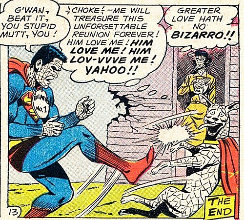 Bizarro Back Issues The Existential Dread Of Halloween On Bizarro Worl...