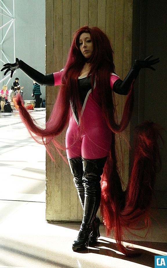 Best New York Comic-Con 2012 Cosplay Ever - Saturday [NYCC ...