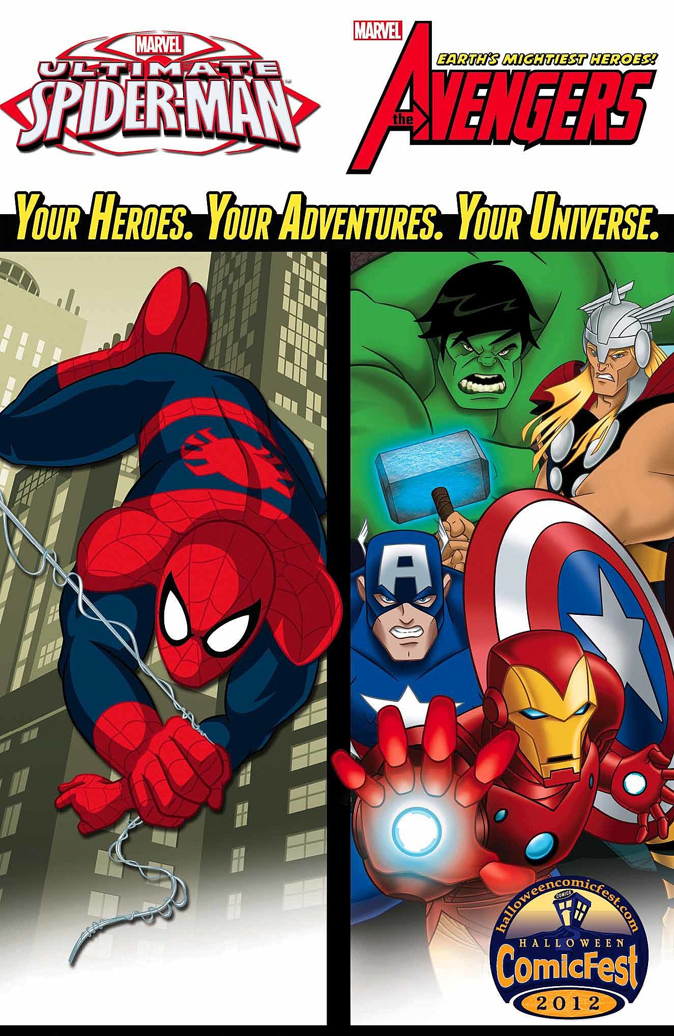 Halloween ComicFest 2012 Coming October 31 With Free All-Ages ...