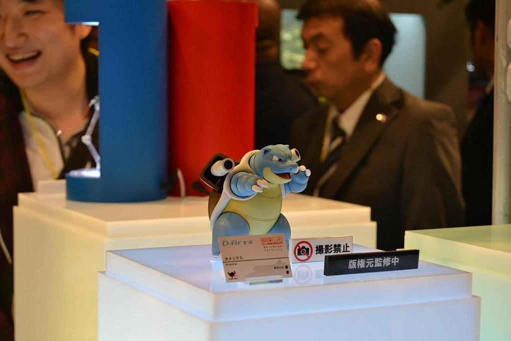 Pokemon go action figures
