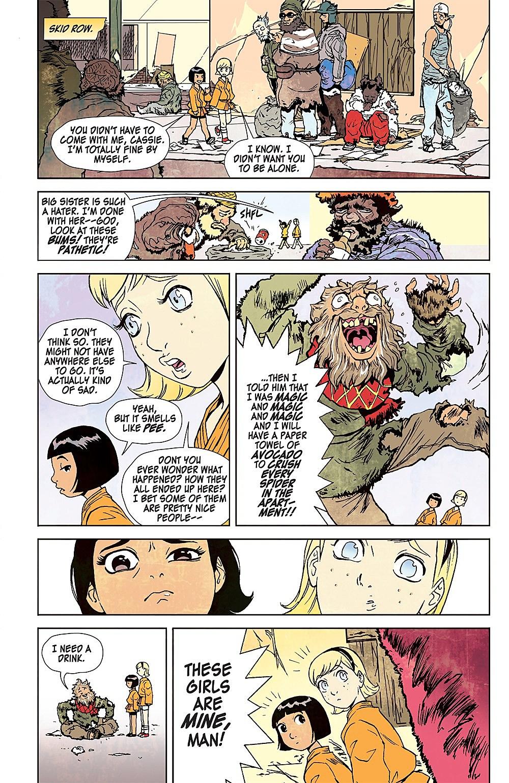 Freelancers Comic