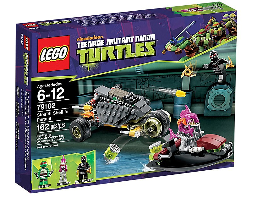 Lego Teenage Ninja Turtles Toys : Lego reveals more upcoming 'teenage mutant ninja turtles sets