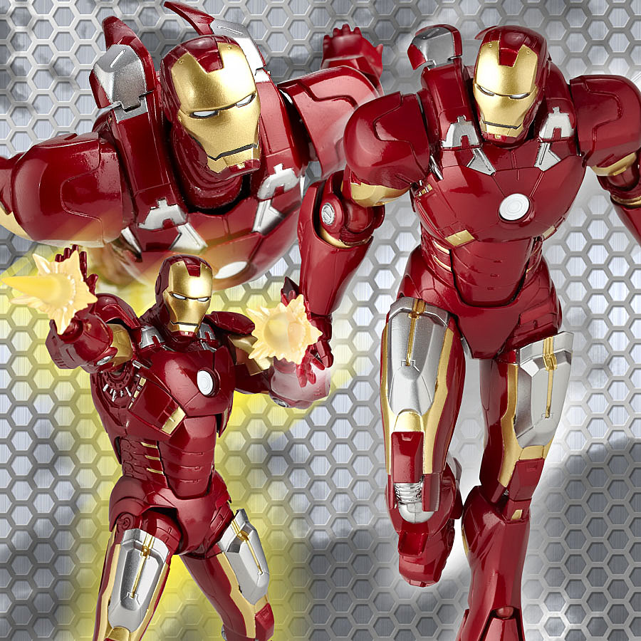 Mark Vii Iron Man 3 Game Movie Iron Man Mark Vii is