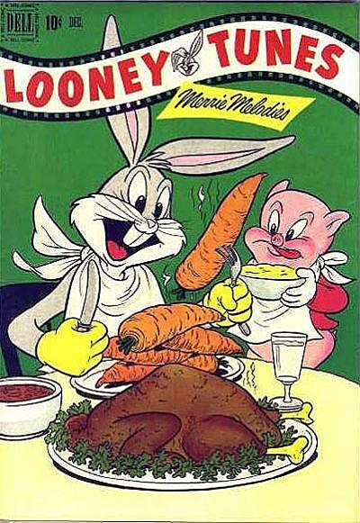 Thanksgiving Cookbook Cover : Comic book covers celebrating thanksgiving