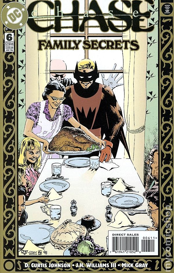 Comic Book Cover Artist Wanted : Comic book covers celebrating thanksgiving