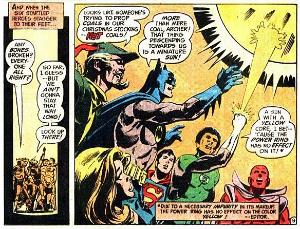 Bizarro Back Issues The Man Who Murdered Santa Claus 1974