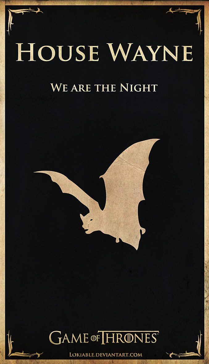Miguel Lokia Imagines Game Of Thrones House Banners For