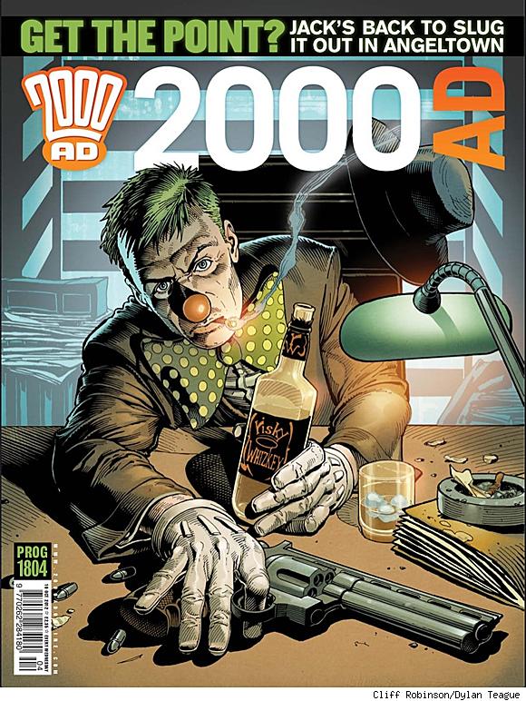 2000 AD (comics)