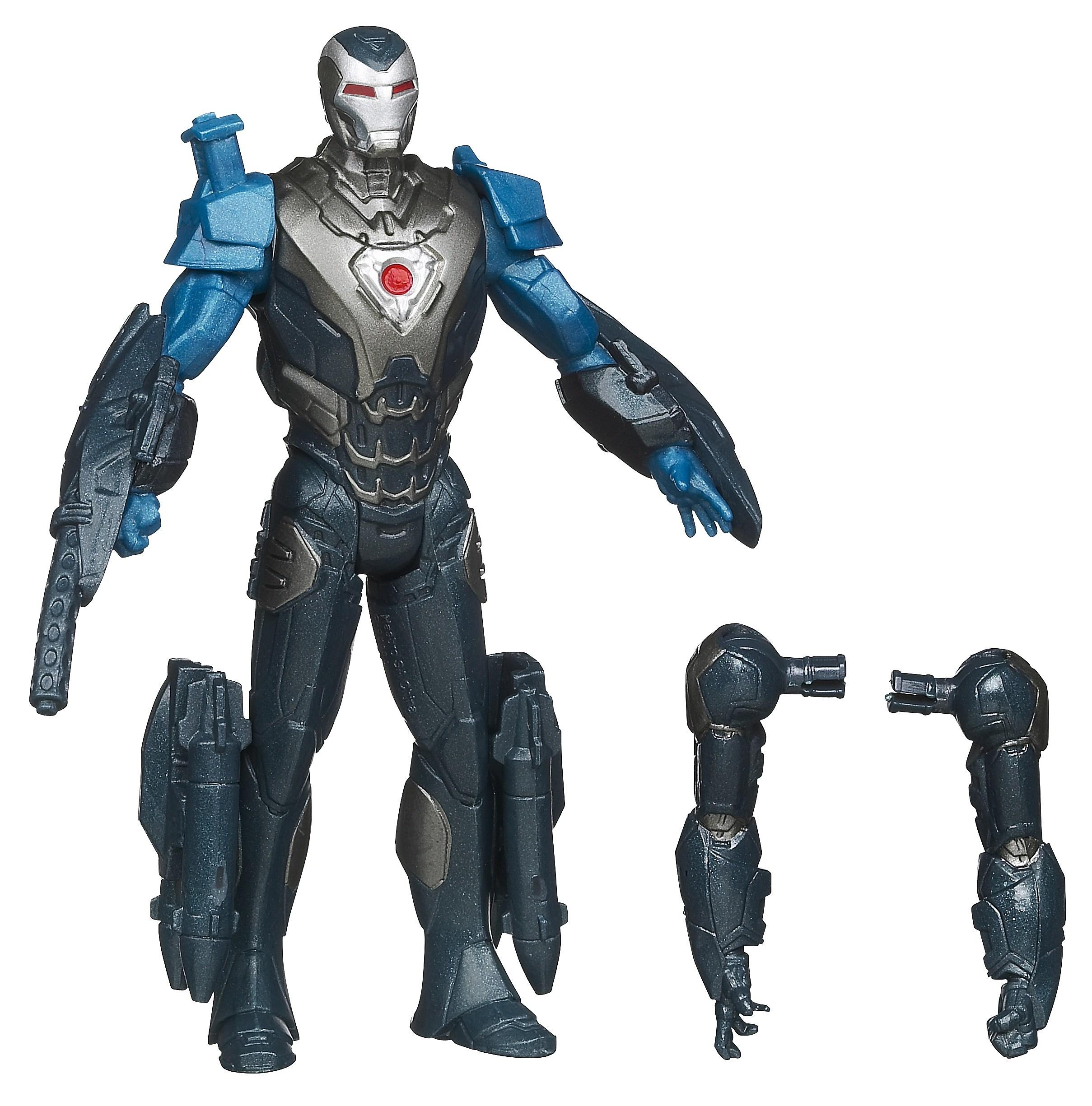 hasbro unveils new iron man 3 iron assemblers action figure images. Black Bedroom Furniture Sets. Home Design Ideas