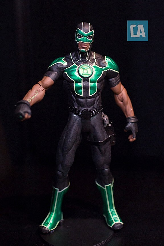 Toy Fair 2013: DC Collectibles 'Justice League,' 'Arkham ... New 52 Joker Injustice