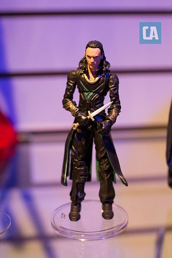 Toy Fair 2013: Hasbro's 'Thor: The Dark World' Items