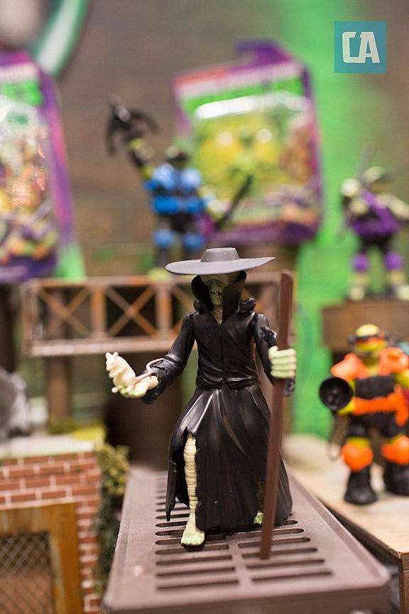 Teenage Mutant Ninja Turtles Toys 2013 : Toy fair playmates upcoming 'teenage mutant ninja