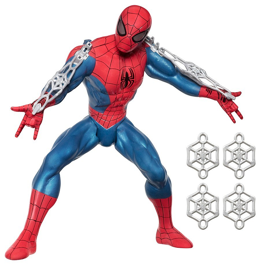 Spider Man Toys : Toy fair hasbro s official 'ultimate spider man