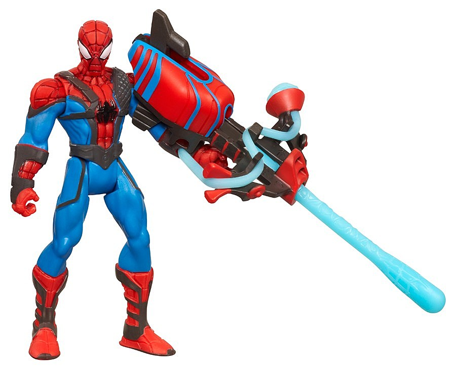 Toy Fair 2013: Hasbro's Official 'Ultimate Spider-Man ...