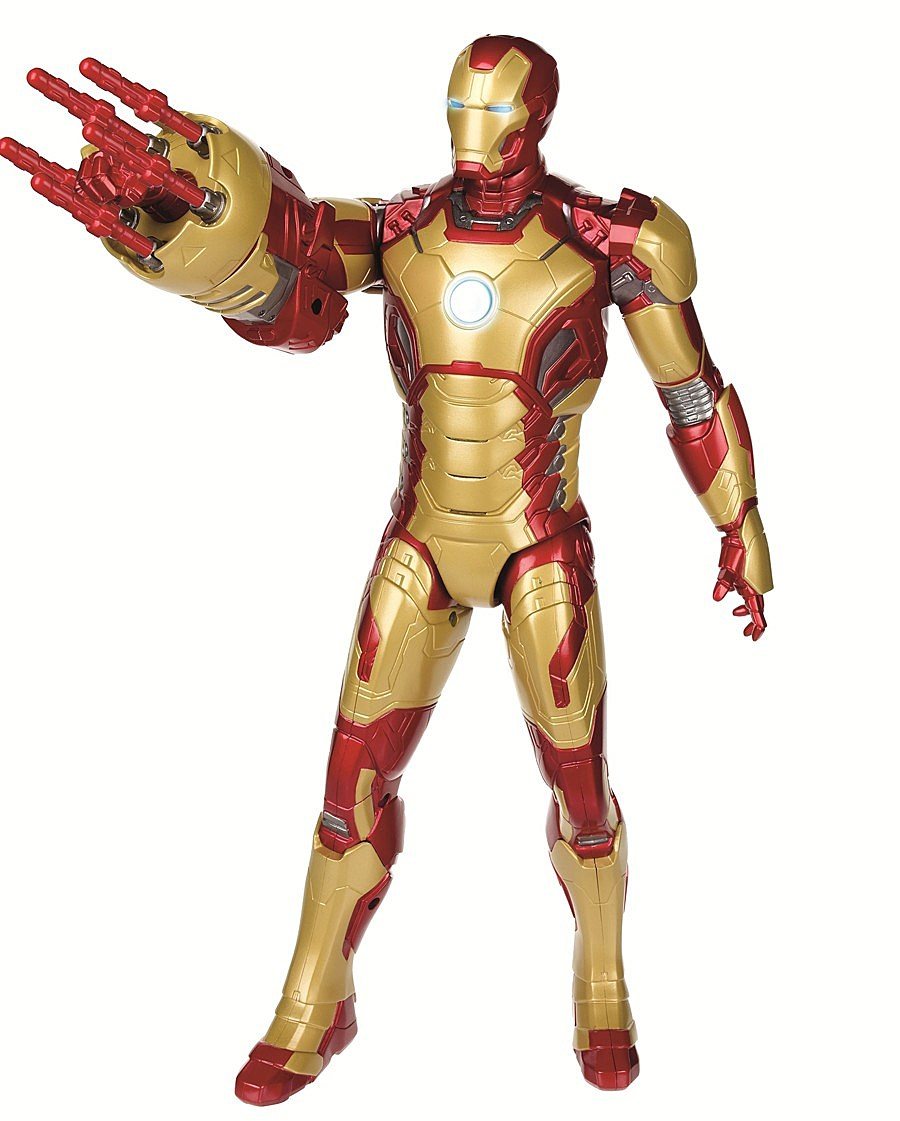 Iron Man 3 Toys ~ Toy fair hasbro s official 'iron man ′ action