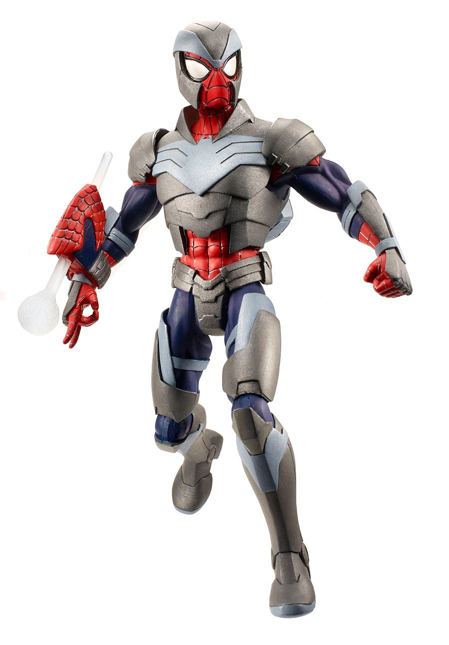 Toys For Gentleman : Toy fair hasbro s official 'ultimate spider man