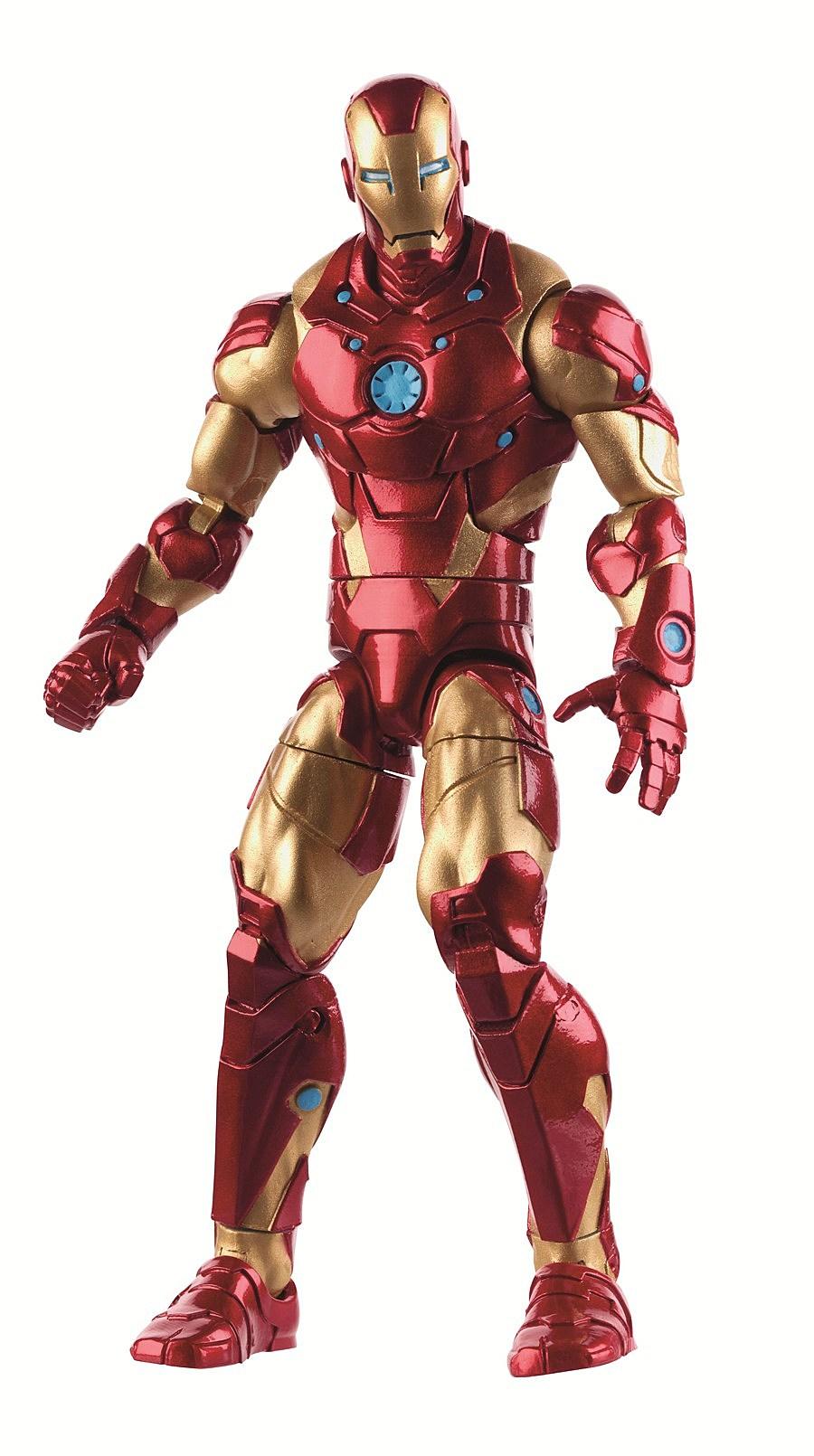 Toys For Gentleman : Toy fair hasbro s official 'iron man ′ action
