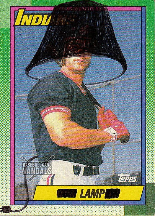 Baseball Card Vandals Is Perhaps The Most Noble Use Of