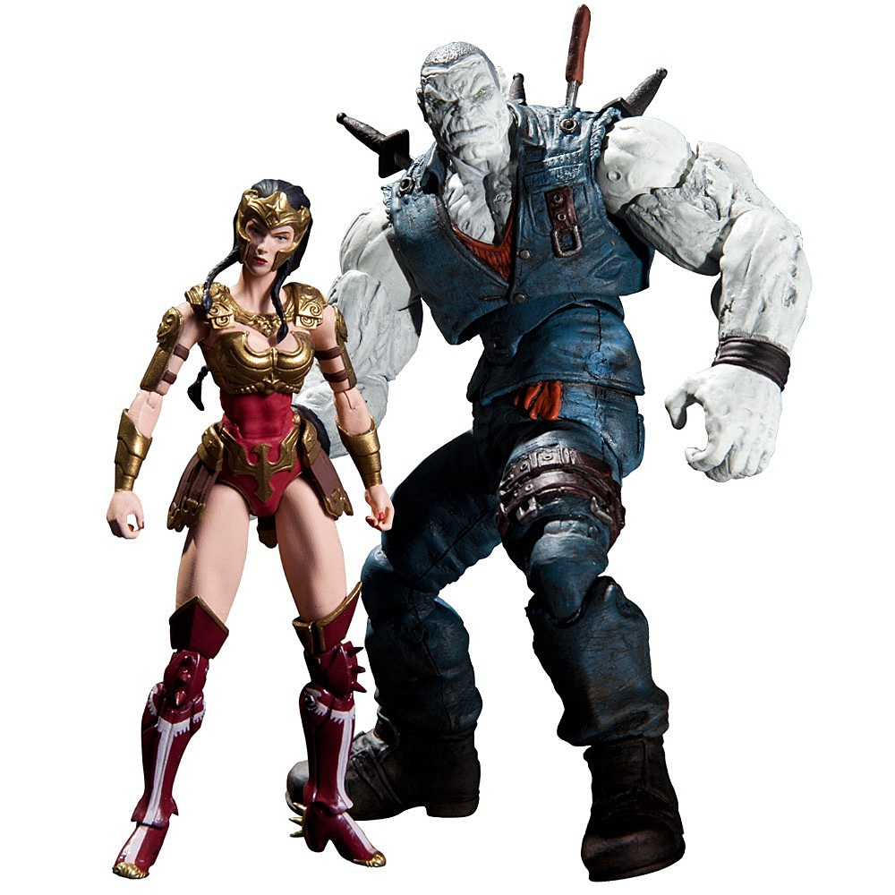 Toys For Injustice : Dc collectibles previews 'injustice gods among us and