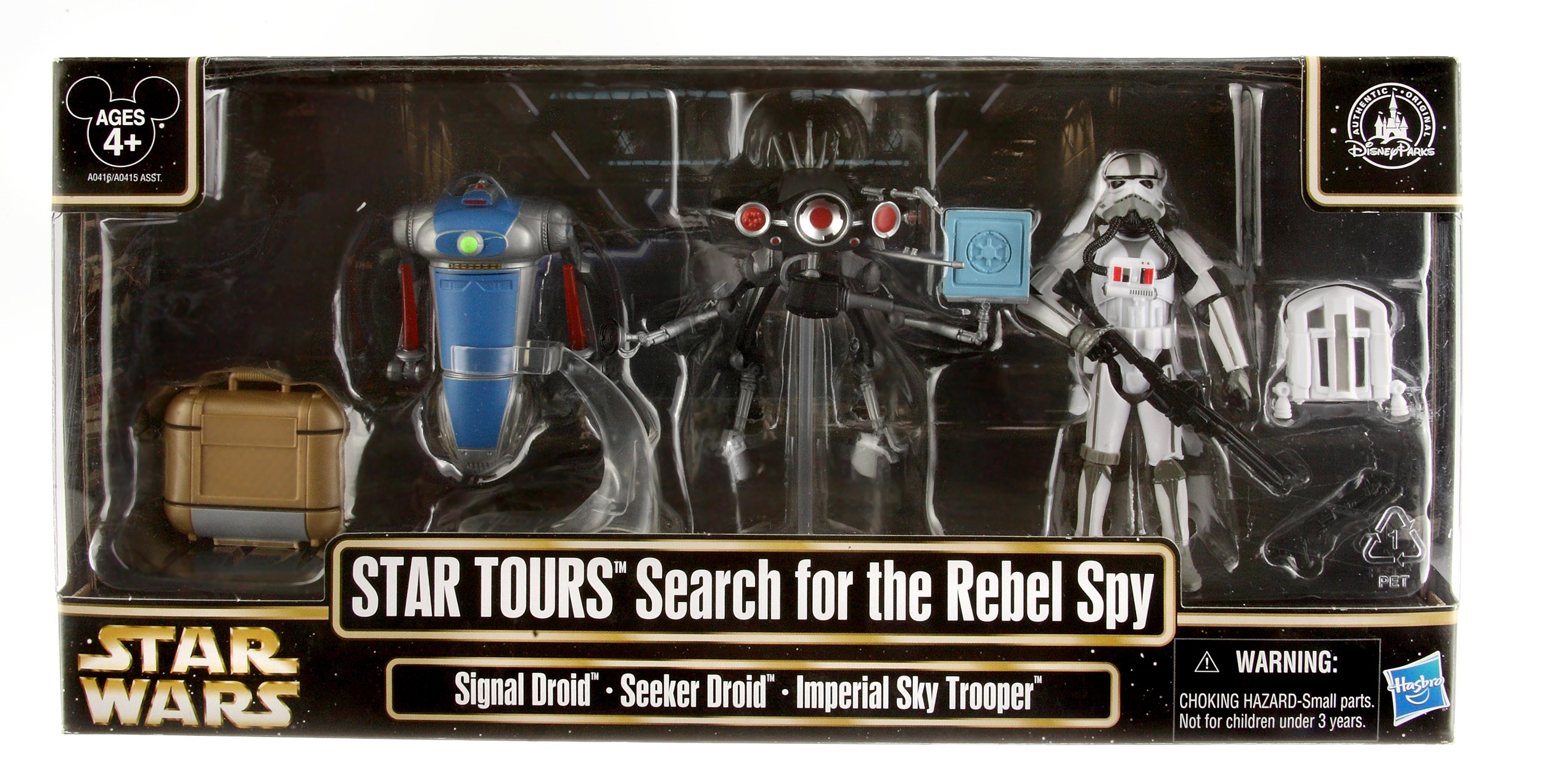 Star Wars Toys Hasbro : Hasbro announces new 'star tours action figure sets
