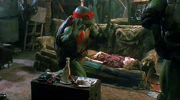 ComicsAlliance Reviews 'Teenage Mutant Ninja Turtles ...
