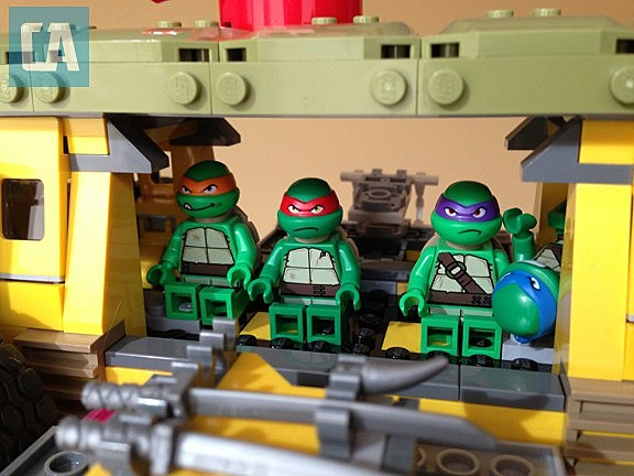 lego ninja turtles 2017 - photo #13