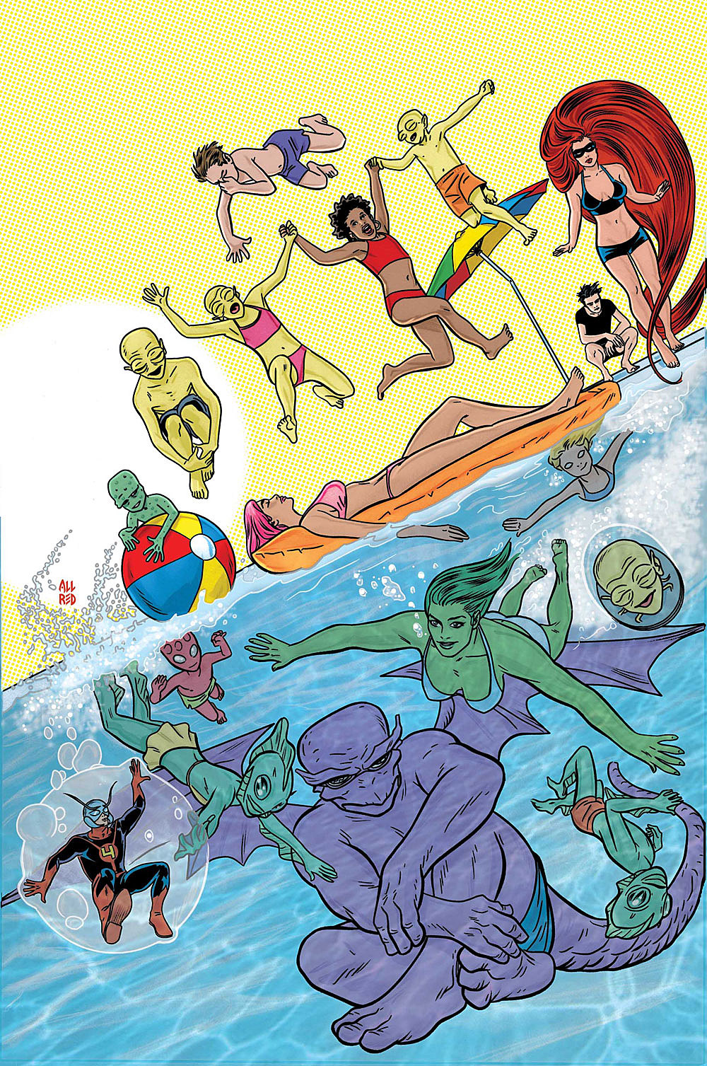 Marvel And Icon Comics On Sale In June 2013 Solicitations