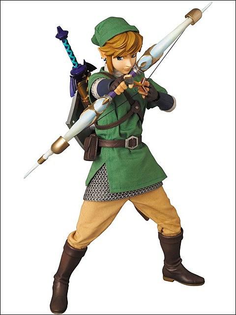 Zelda And Link Toys 94
