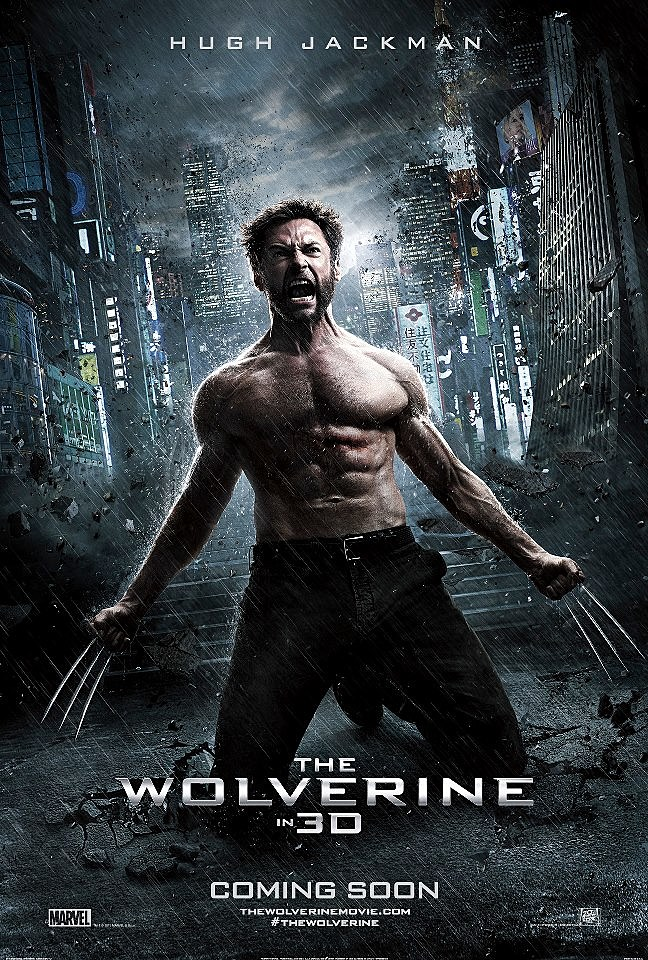 New 'The Wolverine' Movie Teaser And Posters Deliver Ninja ...