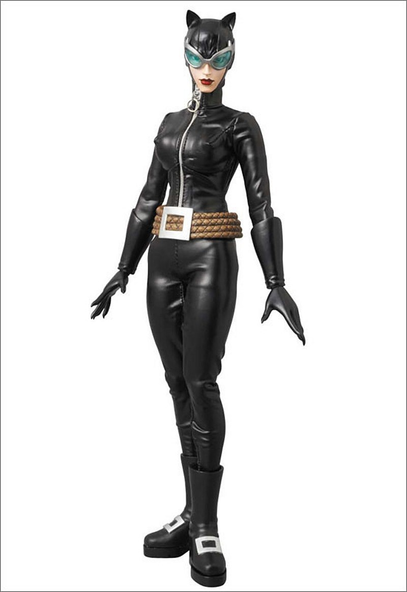 New Hush Catwoman And Harley Quinn Real Action Heroes