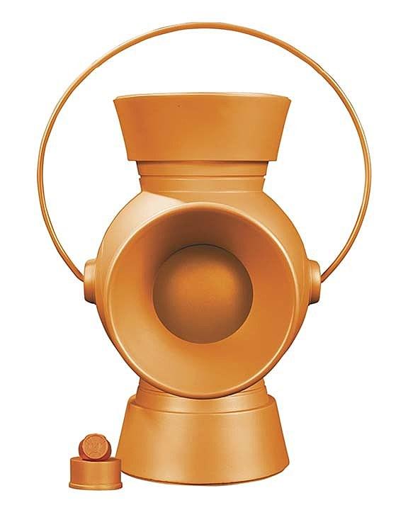 Orange Lantern Power Ring For Sale